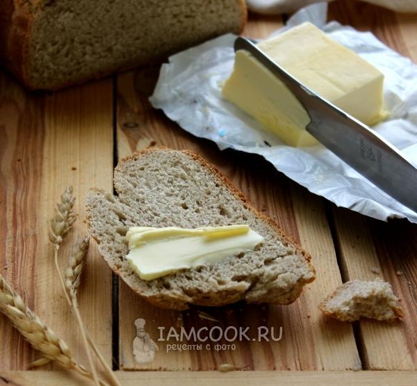 Порезать хлеб на кусочки