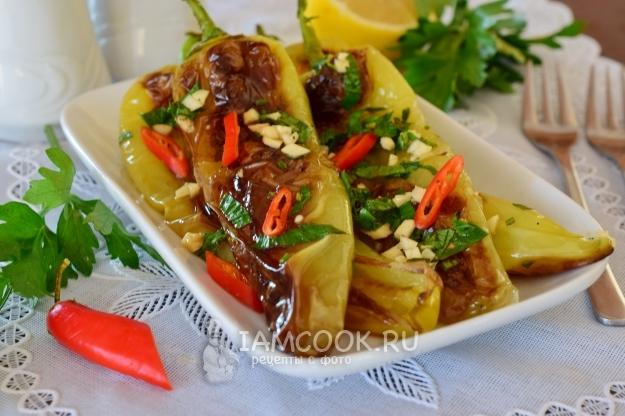Рецепт перца по-армянски