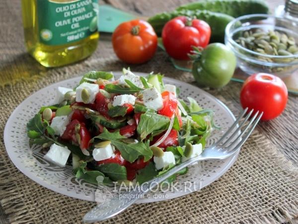 Салат хозяюшка рецепт с фото