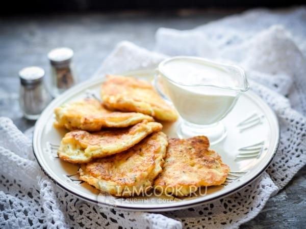 Оладьи из куриной грудки с майонезом — рецепт с фото пошагово