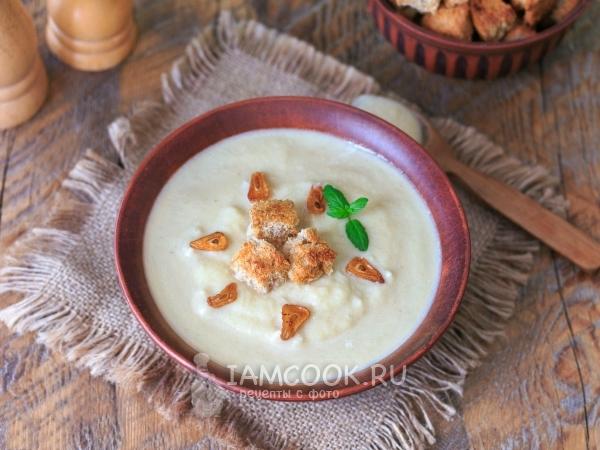 Крем-суп из корневого сельдерея (классический рецепт) — рецепт с фото пошагово