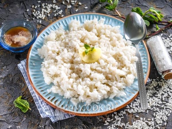 Рисовая каша в микроволновке — рецепт с фото пошагово
