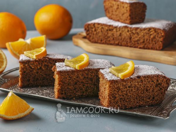 Еврейский медовый пирог «Леках» — рецепт с фото пошагово