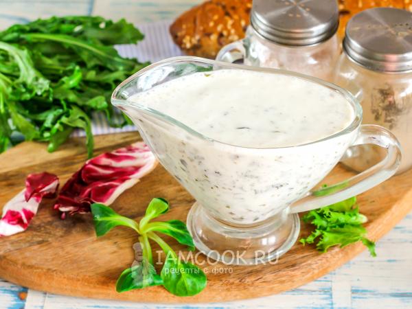 Соус из йогурта и морской капусты — рецепт с фото пошагово