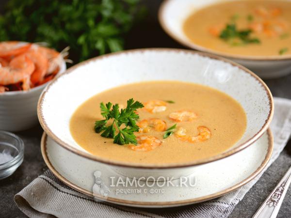Суп биск — рецепт с фото пошагово