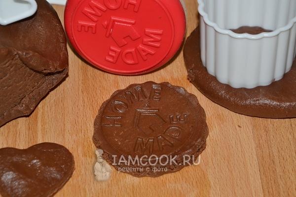 Рецепт Печенья Шоколадное