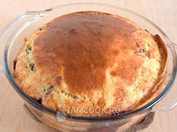 Пирог с ягодами новые фото