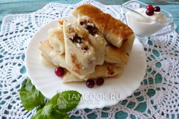 Начинки для лаваша рецепты вкусные с фото пошагово