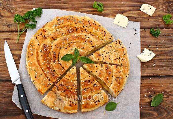 Как сделать тесто для пирога с картошкой фото 865