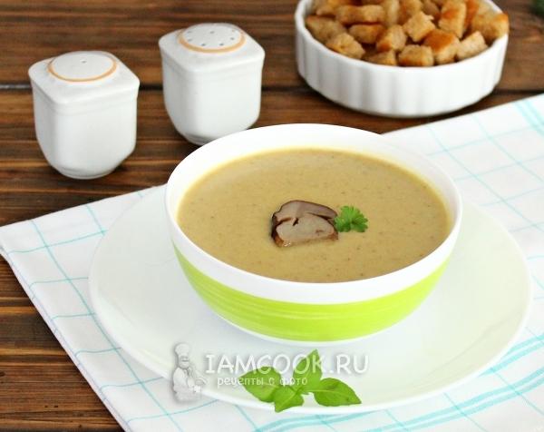 Сырный суп «Жульен» с грибами — рецепт с фото пошагово
