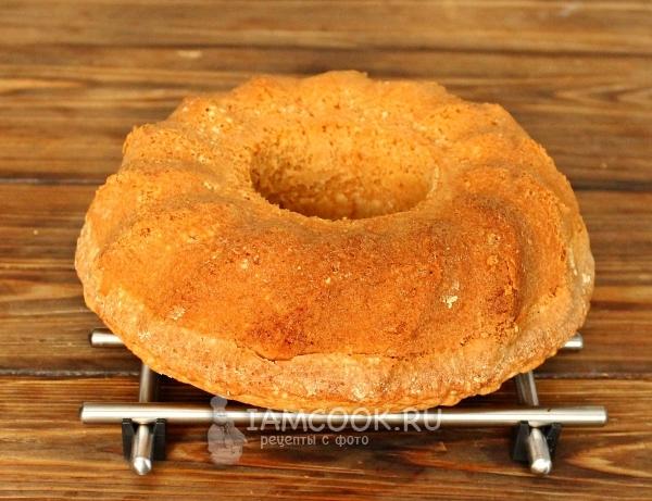 Рецепт кекса на маргарине