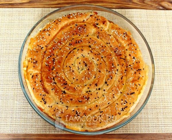 Как сделать тесто для пирога с картошкой фото 608