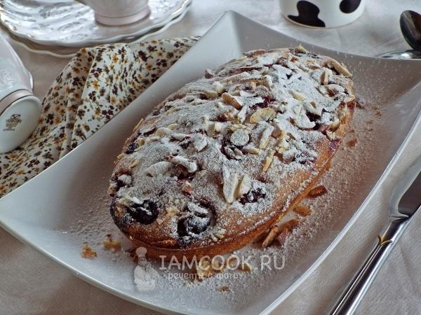 Фото классического венского пирога
