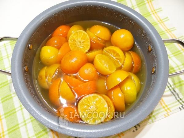 Как сделать варенье из мандаринов фото 836