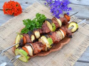 Кабачки с мясом в духовке - рецепты приготовления изоражения