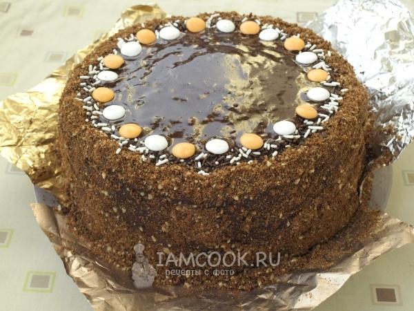 Готовый торт «Дамский каприз»