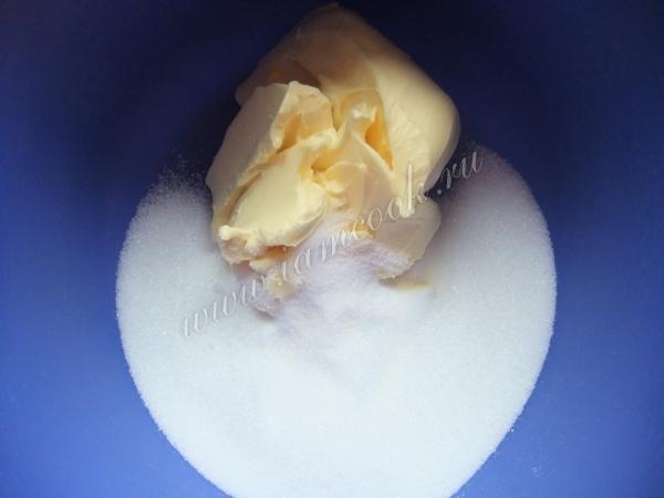 Масло в сахаре