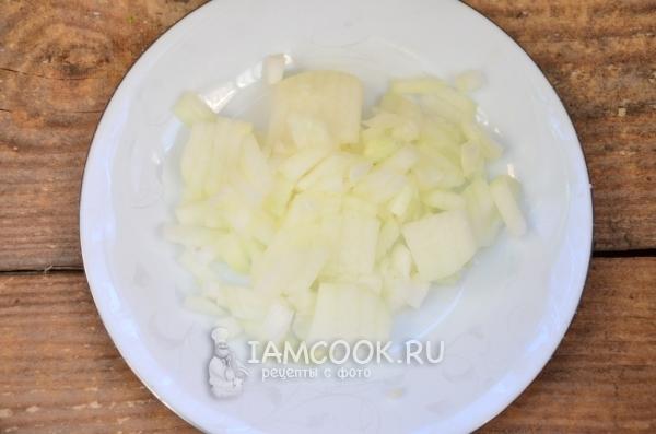 Как приготовить скумбрию на зиму с овощами