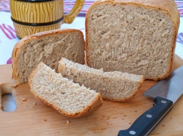 Хлеб дарницкий нарезанный