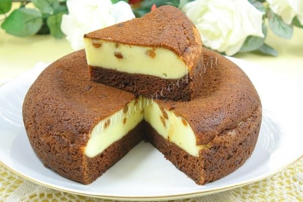 шоколадный пирог ватрушка Ярмарка