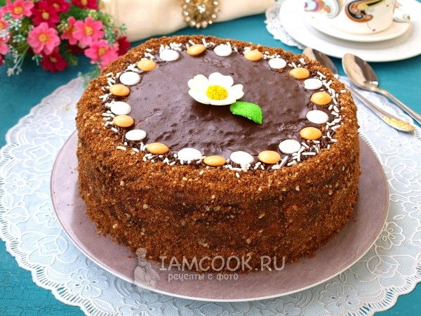 Фото торта «Дамский каприз»