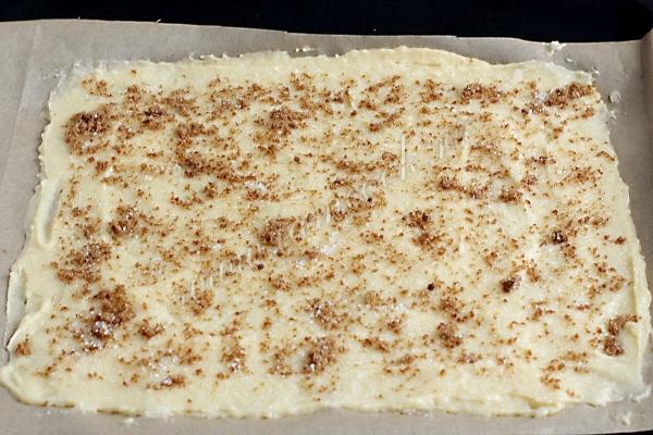 Лепешка сладкая и сырная Альмойшавена (Almoixаvena Moixаvena) - рецепт с фото на Хлебопечка.ру