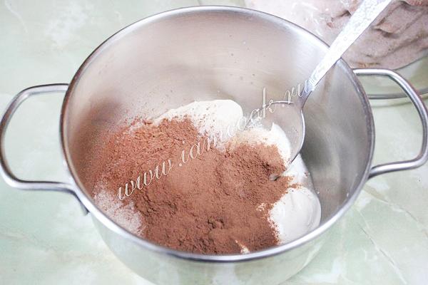 Торт черепаха со сметаной – классический рецепт с глазурью из какао