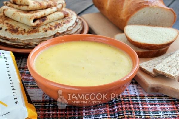 Рецепт паштета из печени с вермутом и апельсином