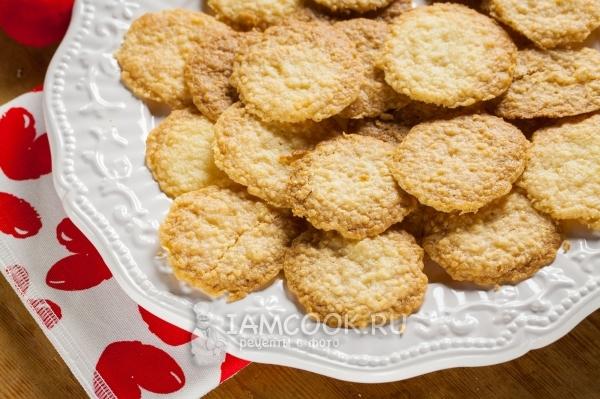 Безглютеновое печенье