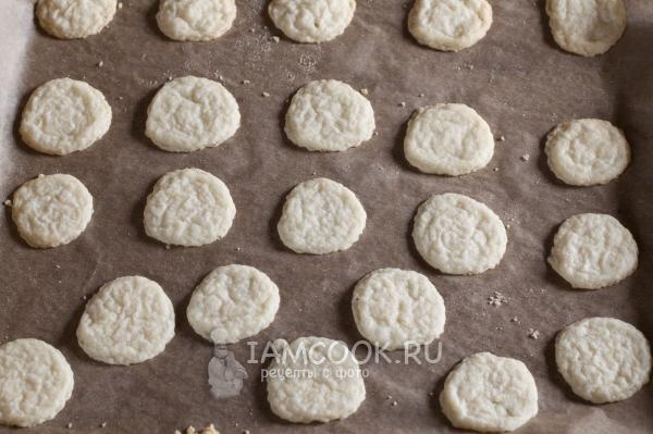 Готовое рисовое печенье