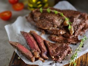 говядина в духовке рецепт с фото
