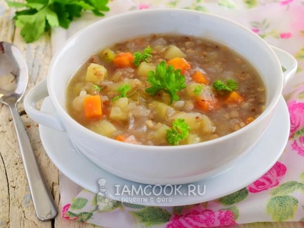 рецепт супа для годовалого ребенка