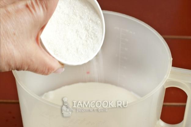 Как сделать крем без миксера фото 533
