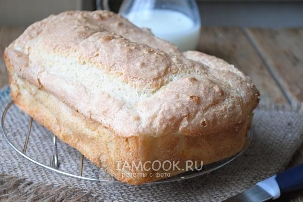 Готовый заливной хлеб