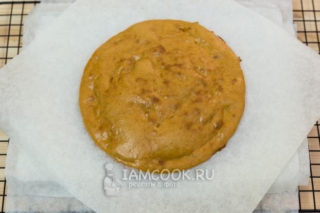 Рецепт карамельных коржей для торта