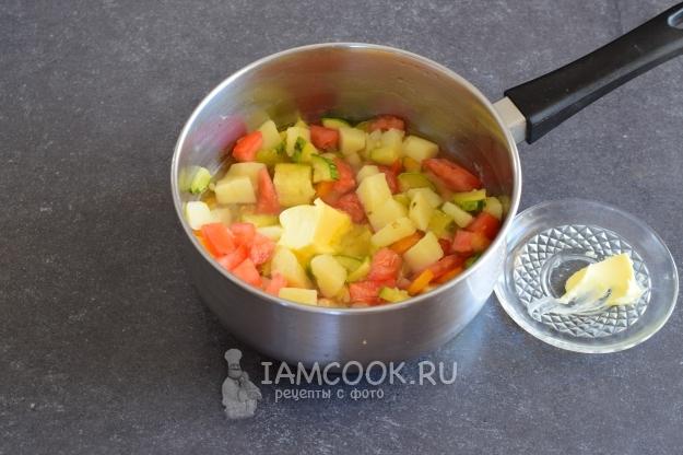 Овощное рагу для малыша рецепт 5