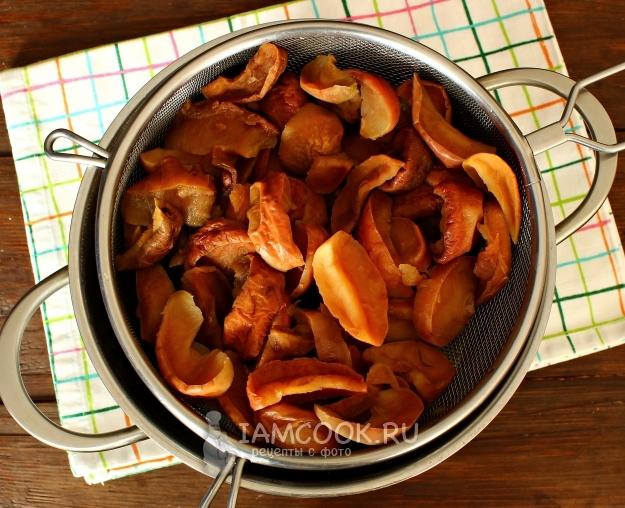Блюда из сухих яблок 1