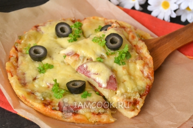 тесто для пиццы из прокисшего молока