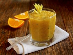 рецепт свекольник яблоки молоко апельсины напиток