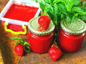 Самый вкусный рецепт заготовки клубники — photo 1