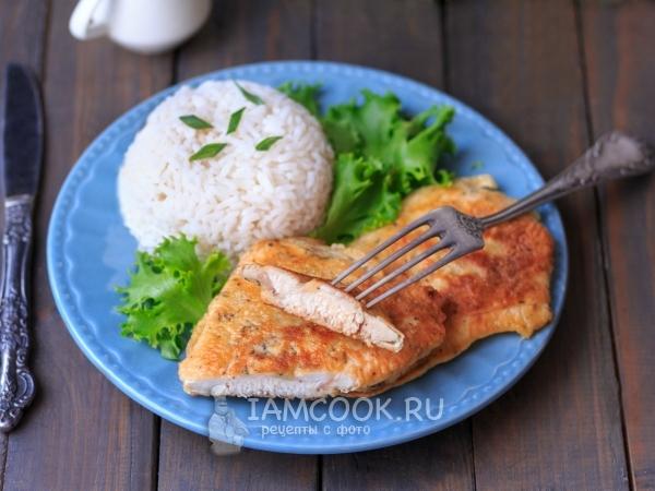 Рыба в кляре - пошаговый рецепт с фото. Автор рецепта Анастасия ...   450x600
