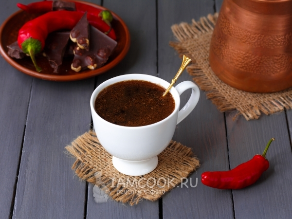 Кофе с перцем — рецепт с фото пошагово
