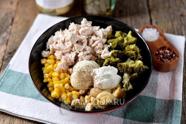 салат бруклин рецепт с фото пошагово этих предметов вам