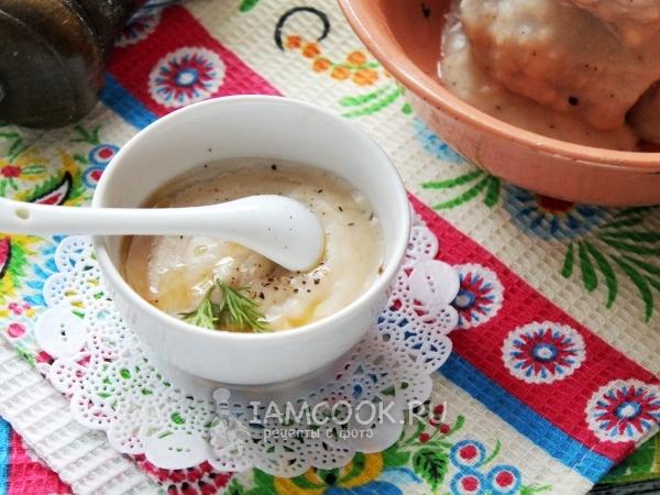 Соус к макаронам и котлетам рецепт с фото пошагово — pic 8