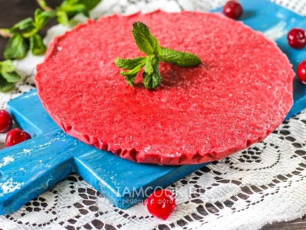 Вишневое конфи — рецепт с фото пошагово