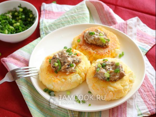 Яичные котлеты по-карельски (со шпротами) — рецепт с фото пошагово