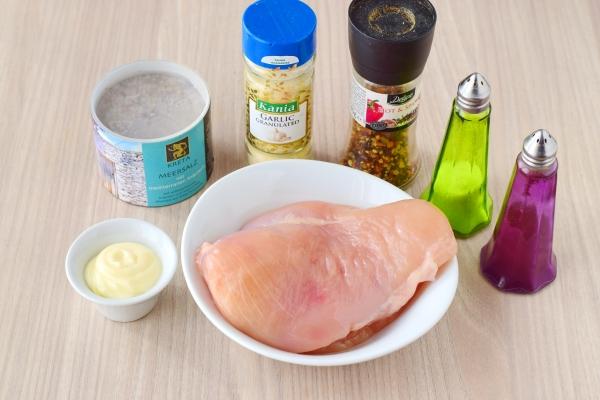 грудка в микроволновке рецепты