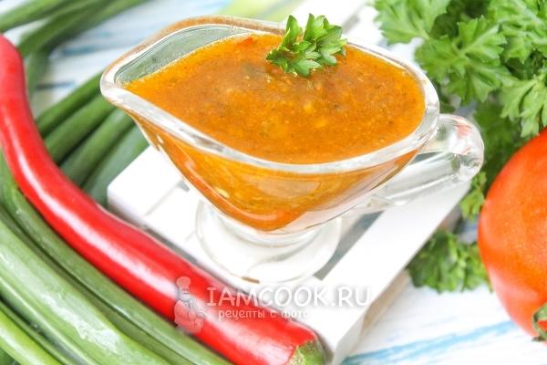 Рецепт соуса табаско в домашних условиях