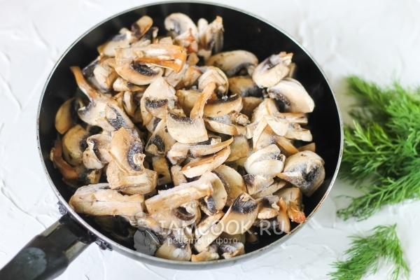 как приготовить грибной соус из замороженных грибов с помидорами