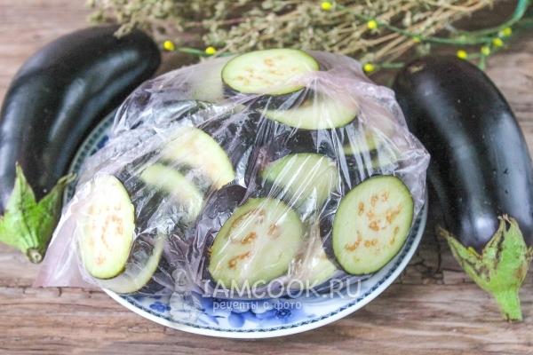 баклажаны на зиму заморозка рецепт с фото